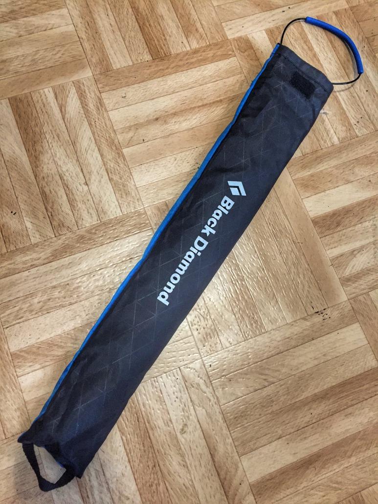 Black Diamond Carbon fiber probe 240