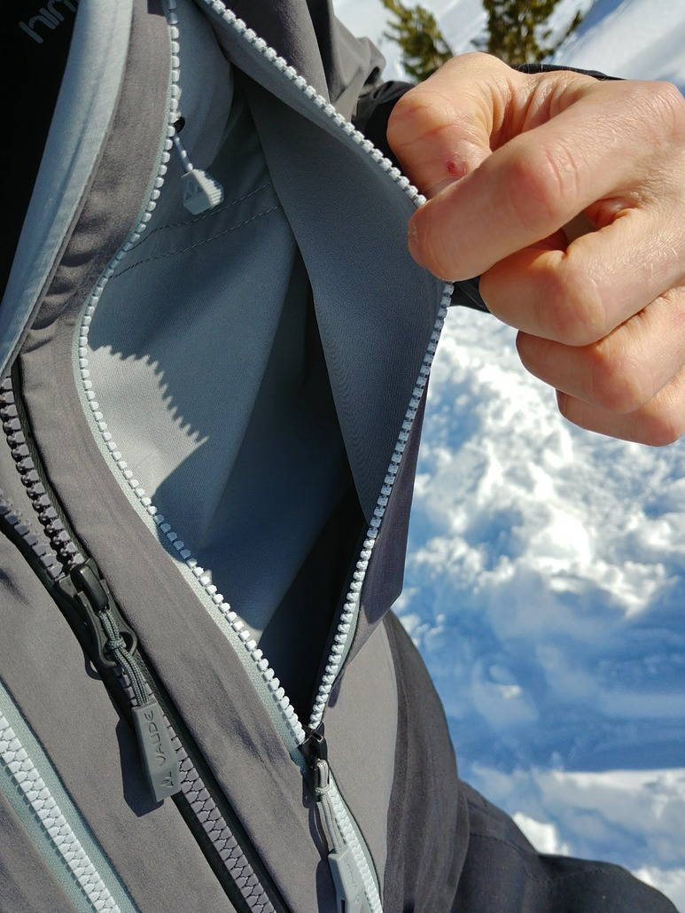 Vaude Shuksan : La veste montagne eco-responsable