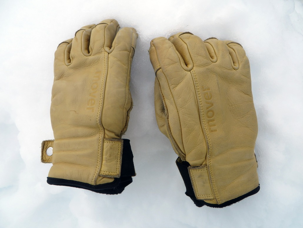 Mover Leather Gloves | Tan