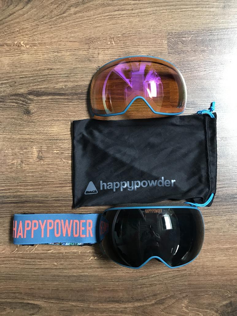 Happy Powder Tropical