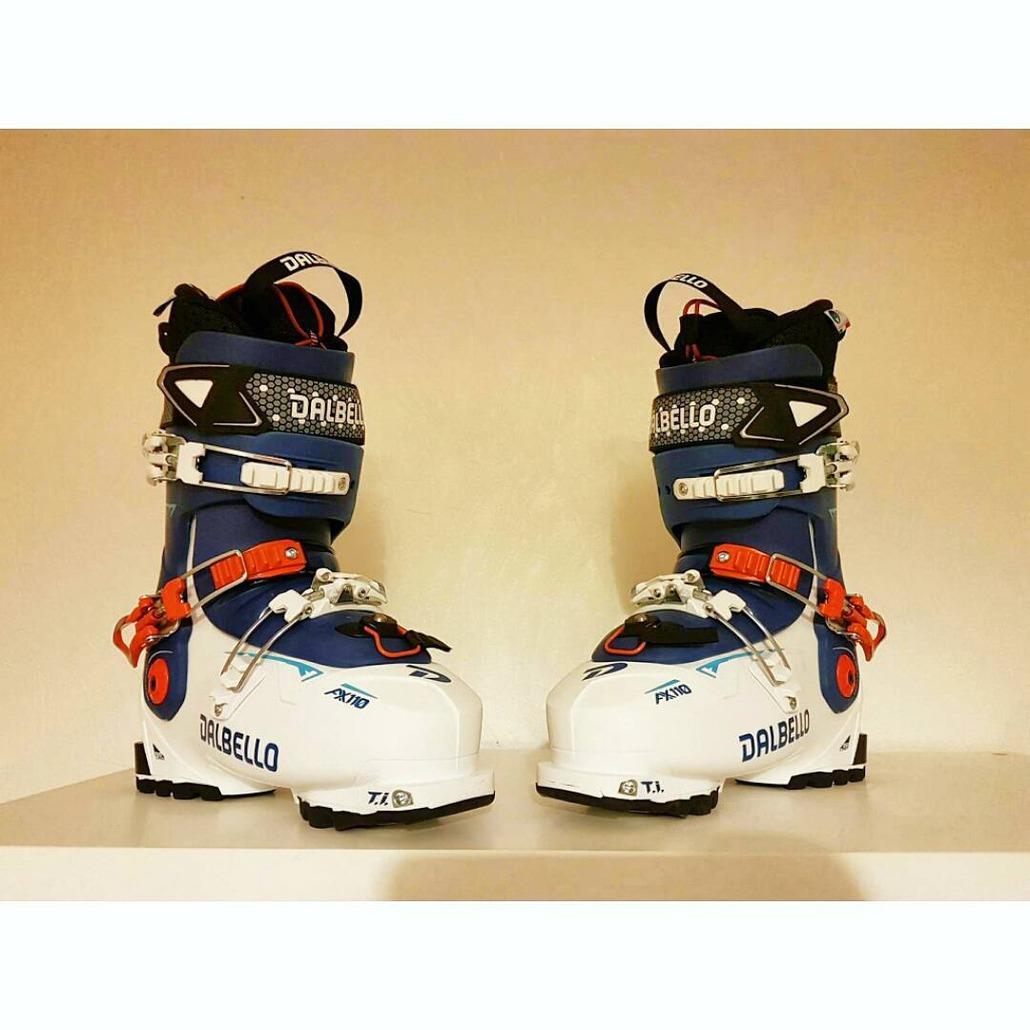 Dalbello Lupo AX 110 : Une paire pour la rando et pour l'alpin ? On en rêvait, Dalbello l'a fait !