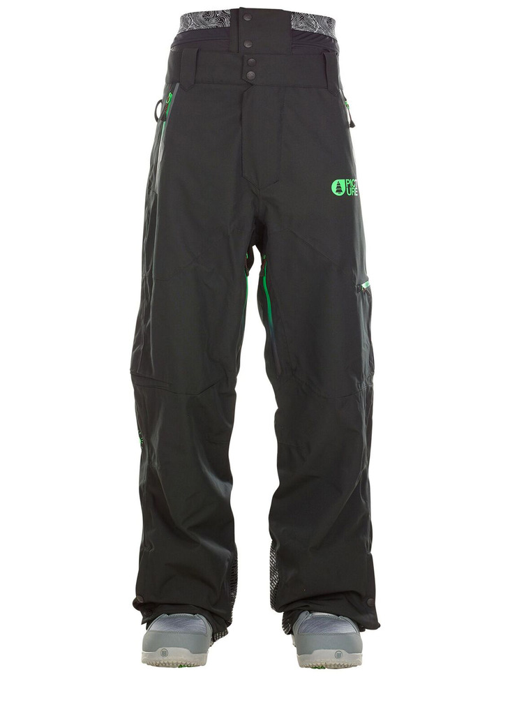 Picture Organic Clothing Track Pant Black
