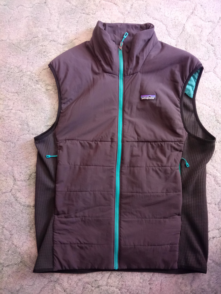 Patagonia M'S Nano-Air Light Hybrid Ink Black