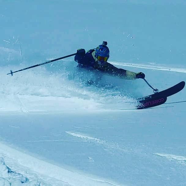 Dodge the shot Dts ski swords military