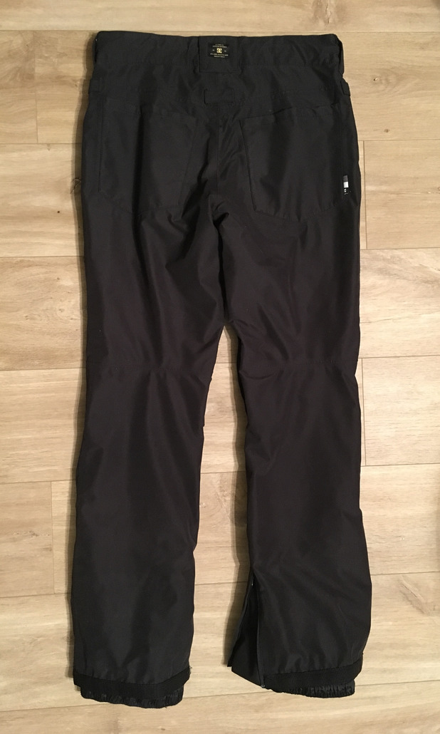 DC Shoes Relay 17 Pant Waxed Black