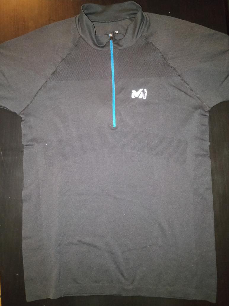 Millet LTK Seamless zip