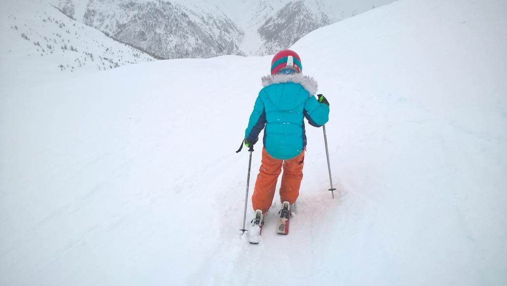 Wedze ski-p-jkt-500-warm-jr