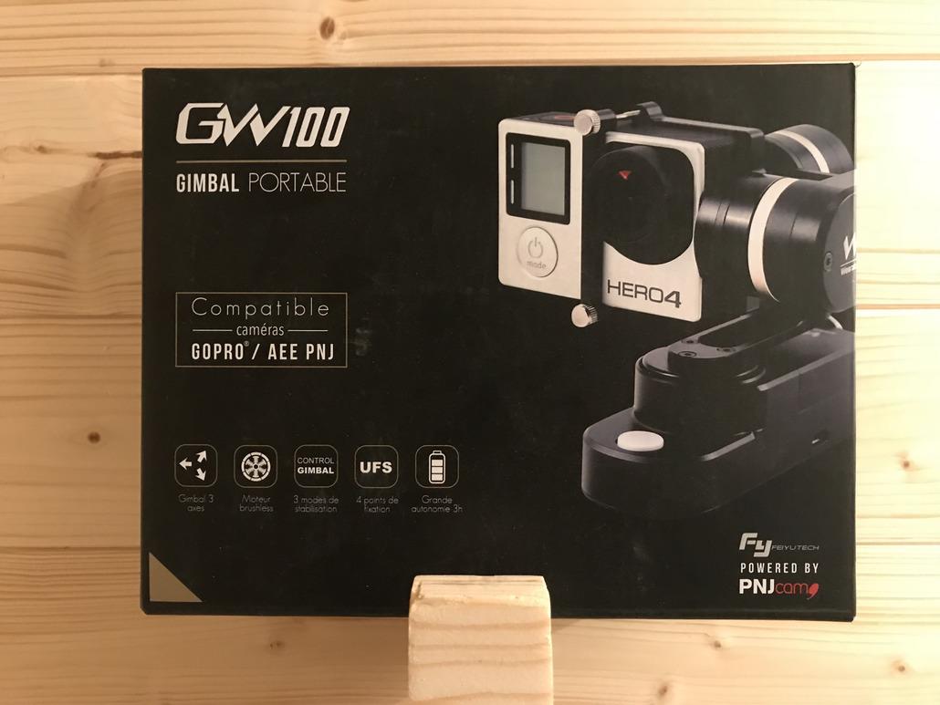 Feiyu Tech gw100