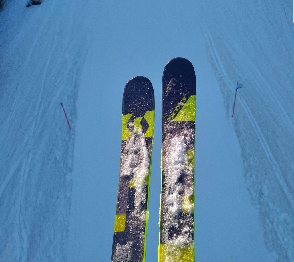 Scott Punisher 95