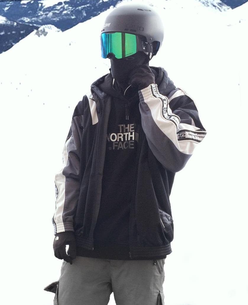 Oakley Fall Line Factory Pilot Blackout Prizm Snow Jade Iridium