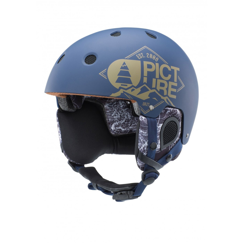 Picture  Casque De Ski Picture Organic Symbol 2.0 Dark Blue