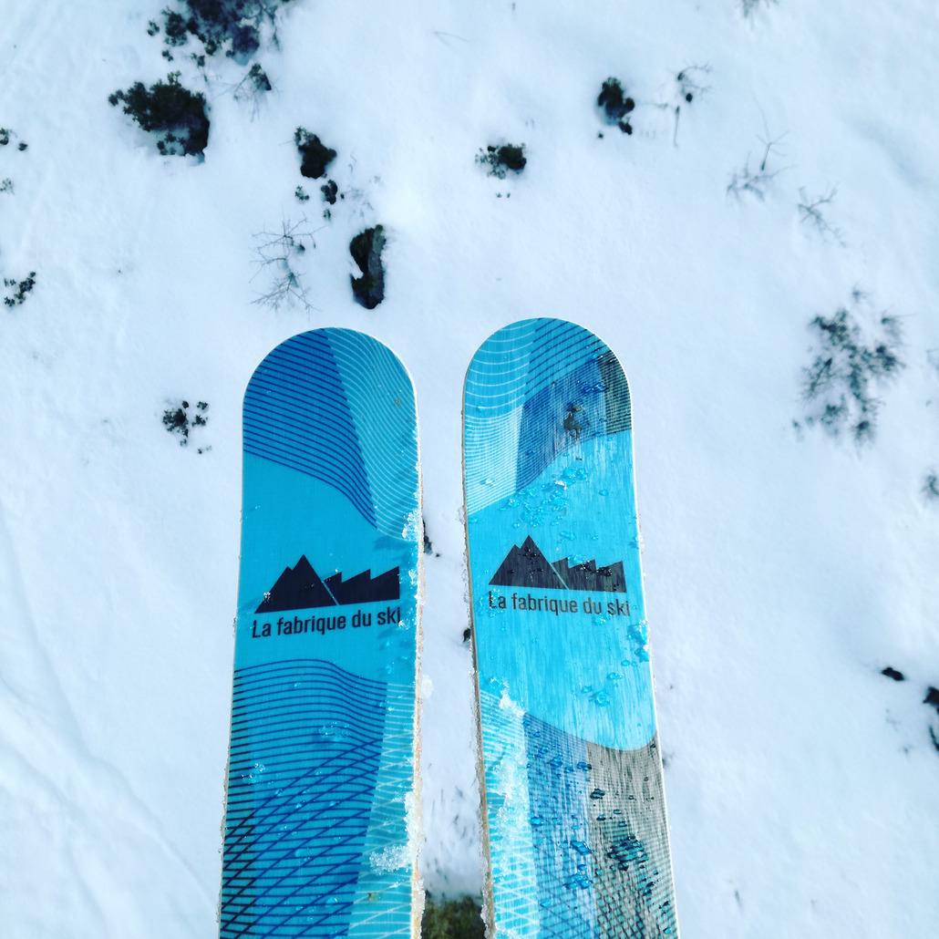 La fabrique du ski Tout Est Permis