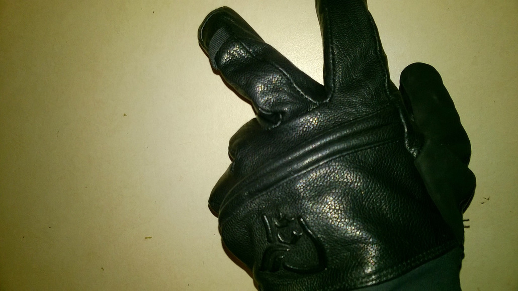 Norrøna ROLDAL dri primaloft leather