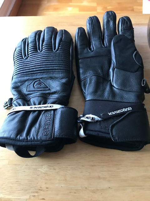 Quiksilver Leather Gore-Grip