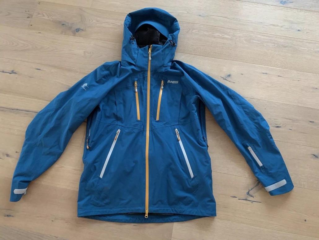 Bergans of Norway Trolltind Jacket