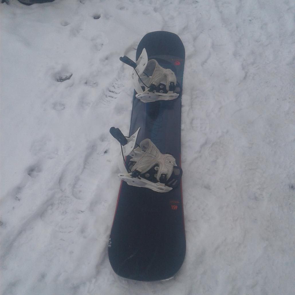 Nitro Snowboards Suprateam