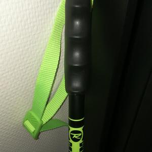 Bâtons De Ski Rossignol Stove Box 30 Black Grey