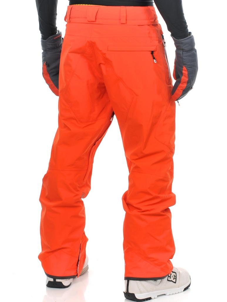 NAPAPIJRI Napapijri nord - pantalon de ski - emberglow homme orange sport