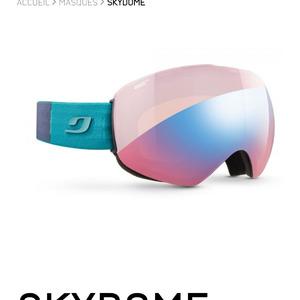 Test Julbo Skydome
