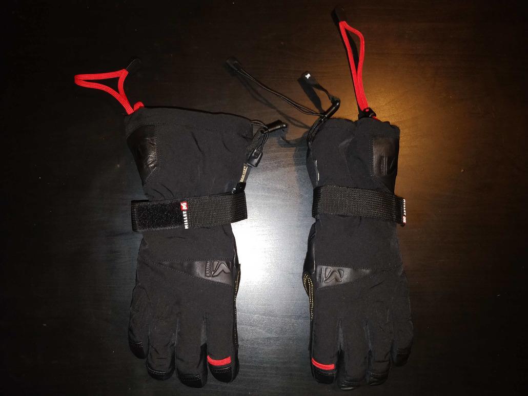 Millet Ice Fall GTX Glove