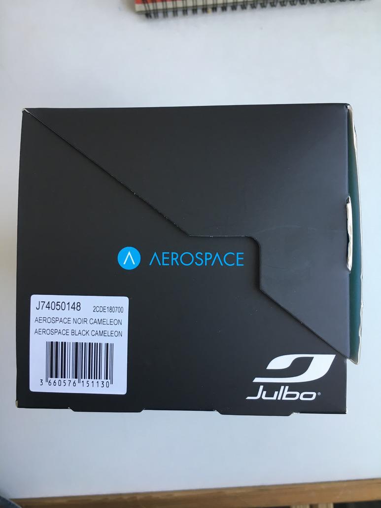 Julbo Aerospace OTG Noir/Gris Rubber Cameleon