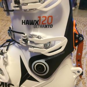 Test Atomic Hawx Ultra XTD 120