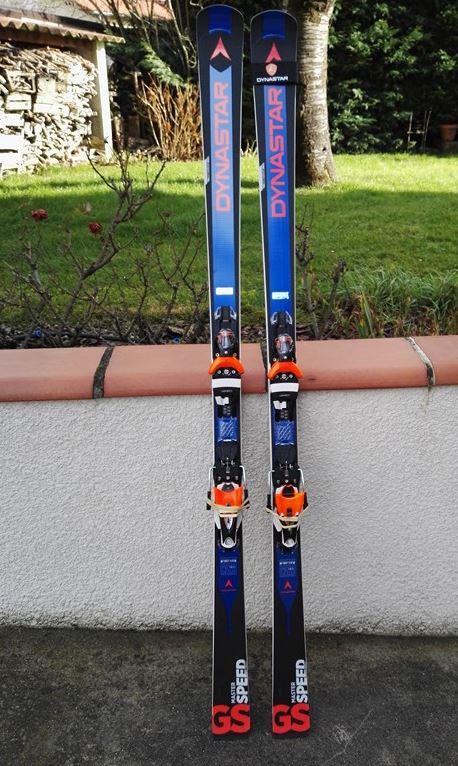 Dynastar Speed Master : Joueurs, vifs, incisifs mais sécurisants et accessibles pour skier en confiance