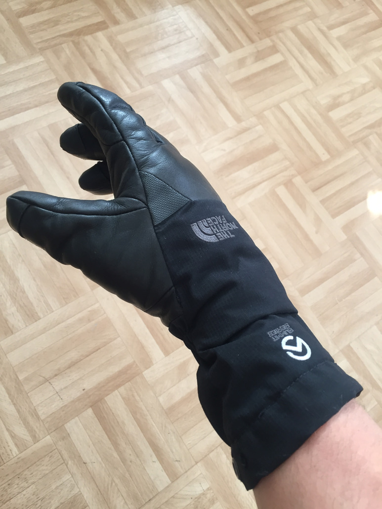 The North Face Long Gauntlet Patrol Glove