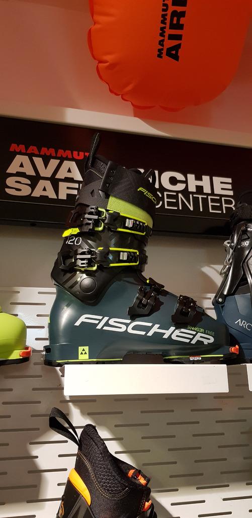Fischer Ranger free 120 walk dyn
