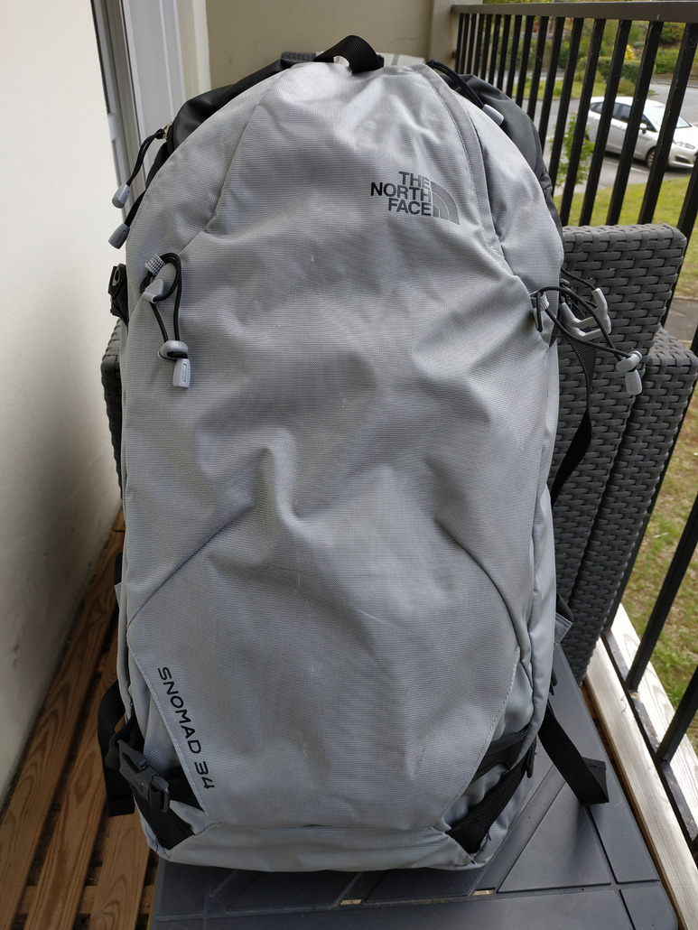 The North Face Snomad 34