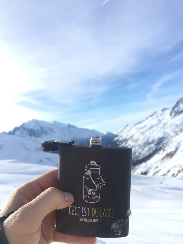 Snowleader Rebloch'flask