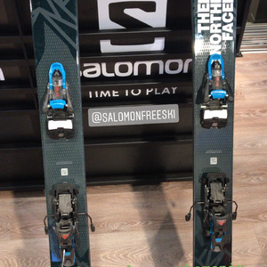 Test Salomon Shift
