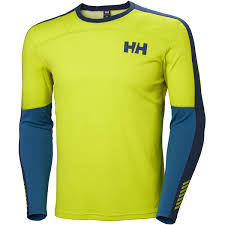 Helly Hansen LIFA ACTIVE CREW SWEET LIME 19
