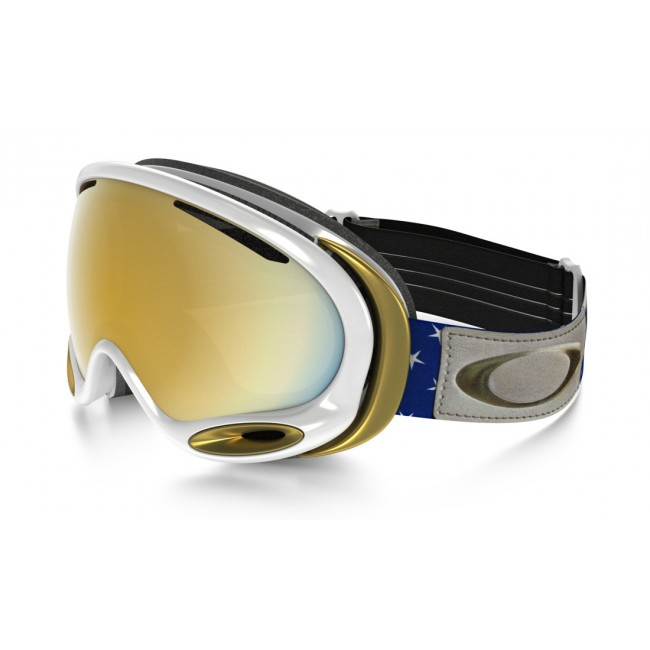 Oakley A Frame 2.0 Lindsey Vonn Stars Stripes/24K Iridium
