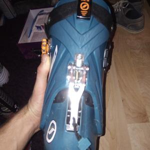 Test Scarpa F1