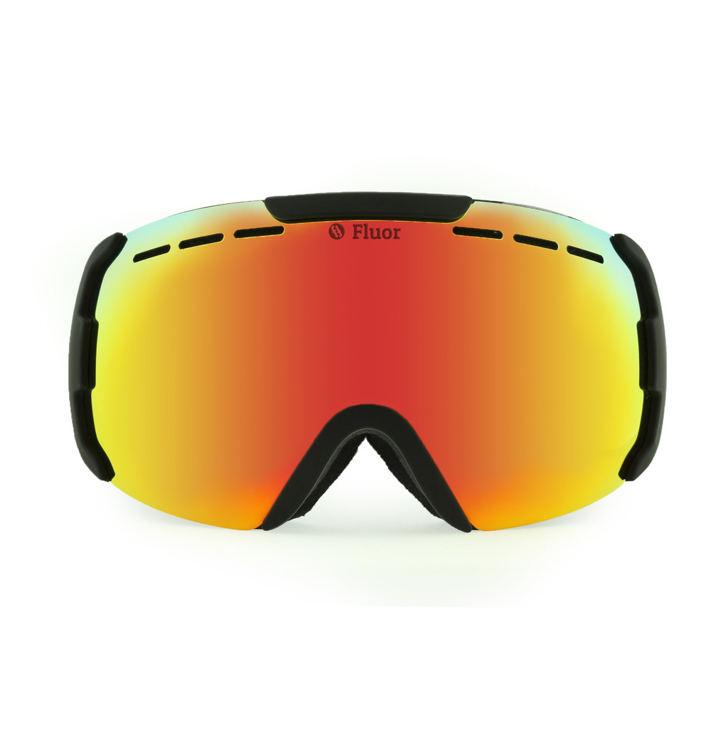 Fluor Eyewear HX008 BLACK/RED