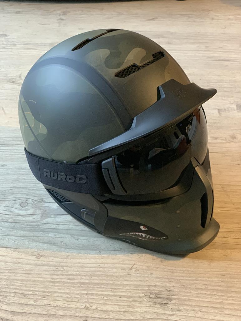 Ruroc RG1-DX