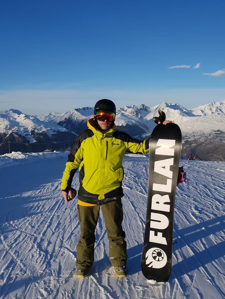 FURLAN SNOWBOARD ABS Trakt