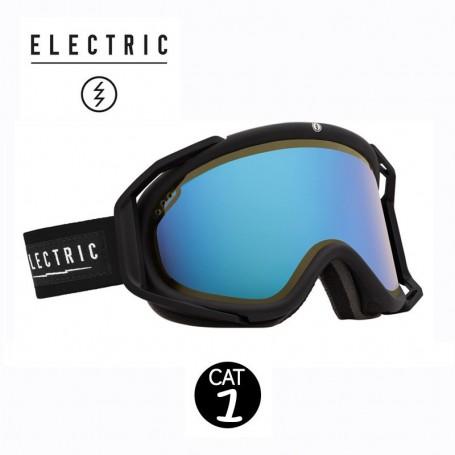 Electric RIG Gloss Black Yellow/Blue Chrome