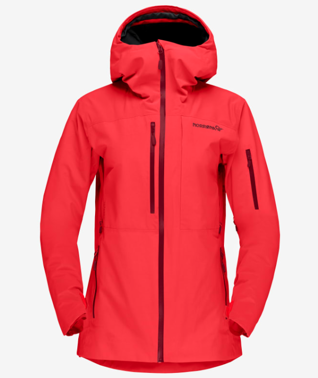 Norrøna Lofoten Gore-Tex Insulated (W) Jester Red