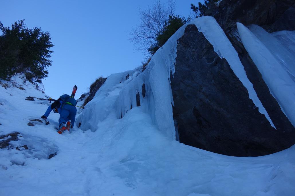 Wedze Ski-mo