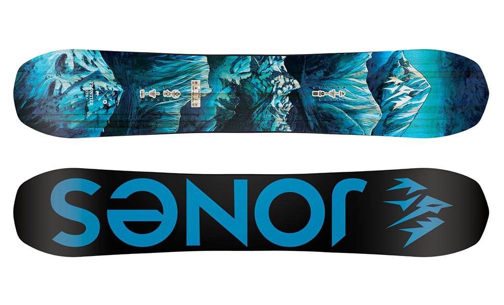 JONES SNOWBOARD FRONTIER