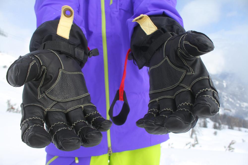 Hestra Heli Ski ergogrip