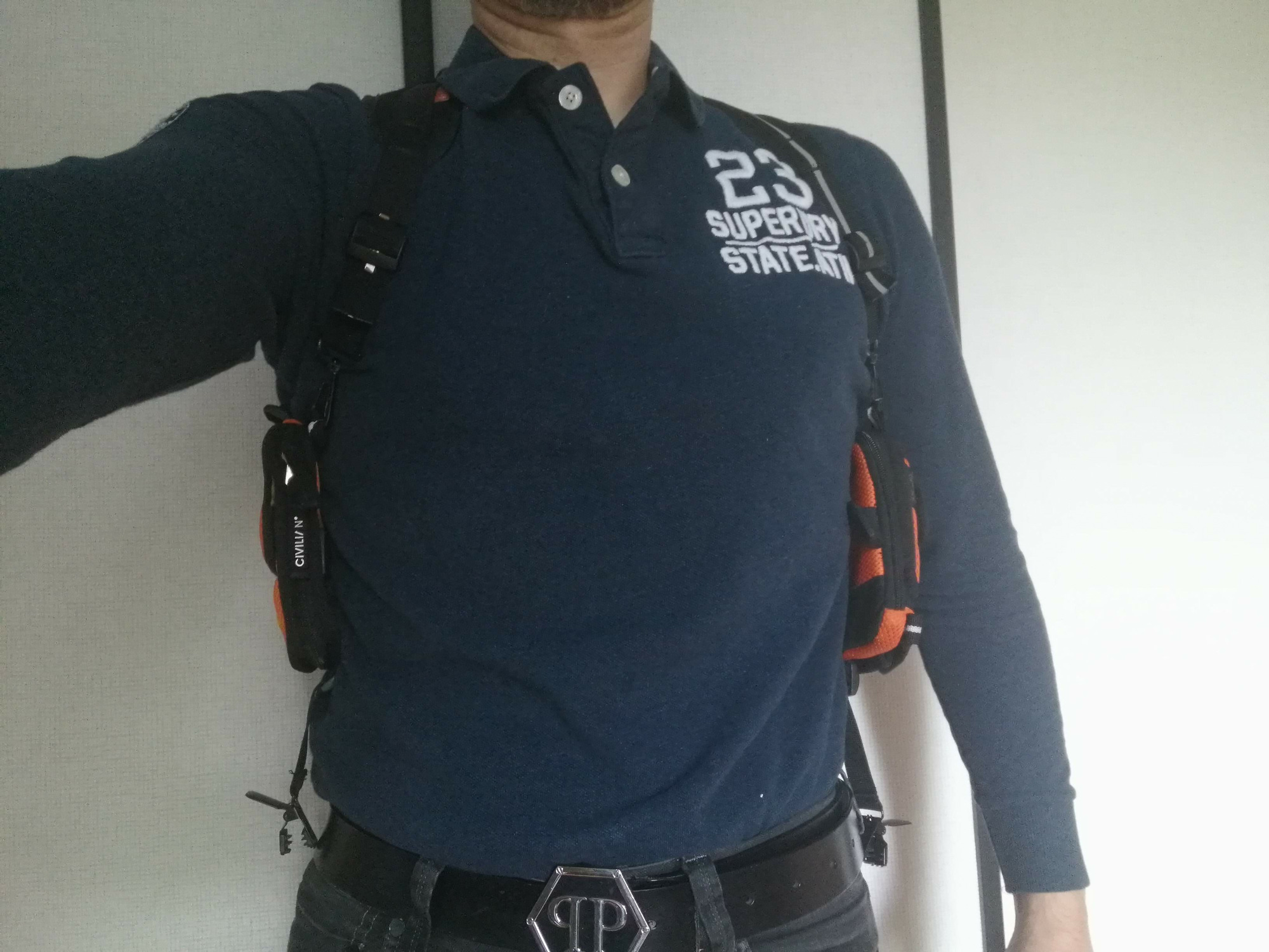 Civilian Lab Holster