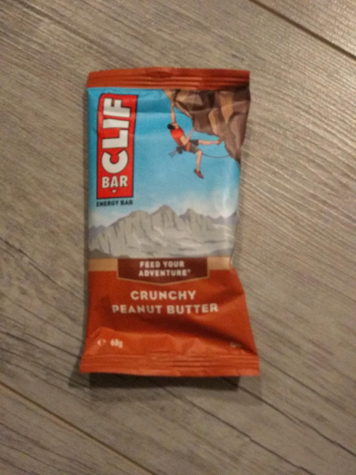CLIF BAR & Company Peanut butter & Chocolate almond fudge