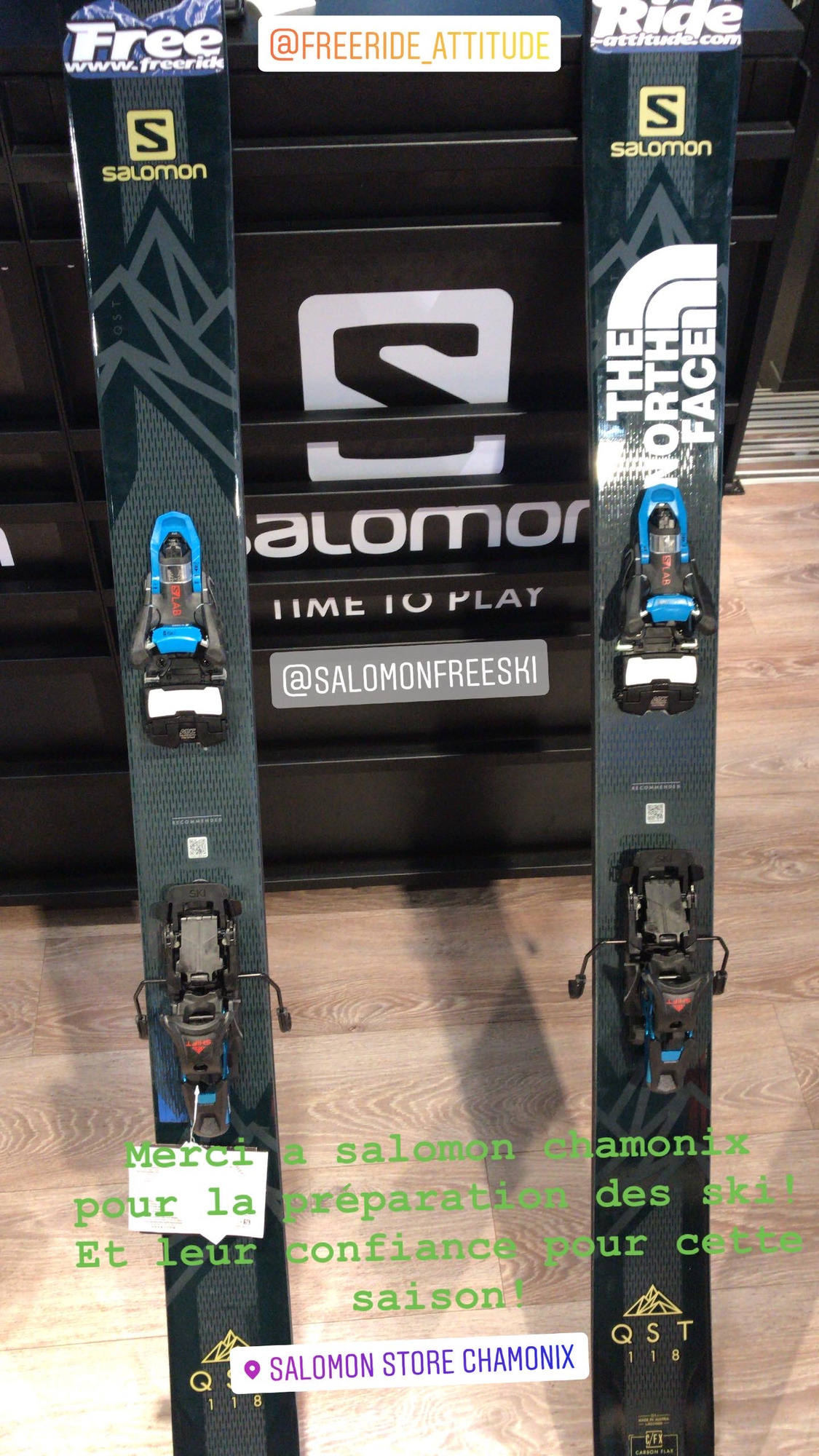 Salomon Qst 118