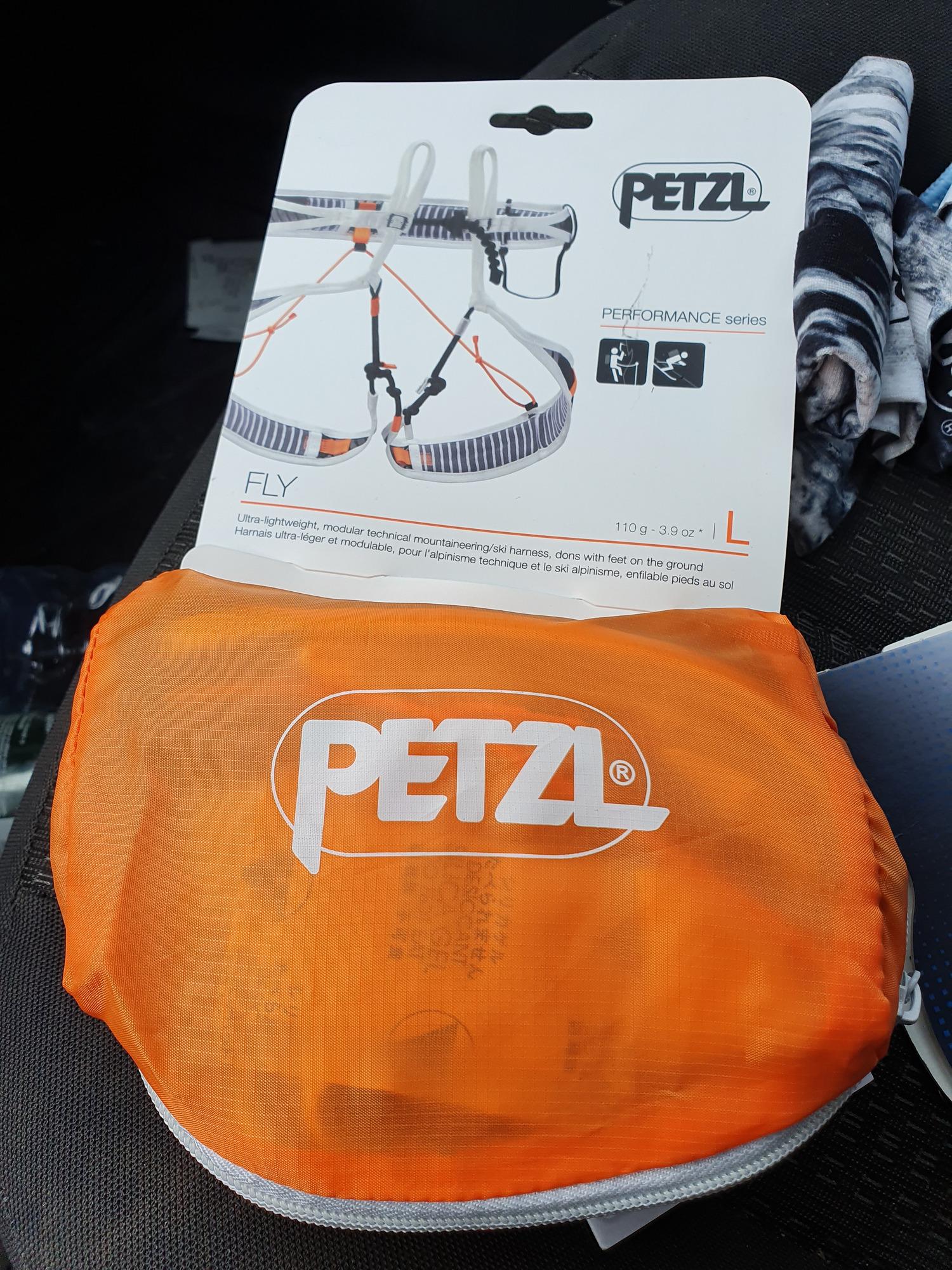 Petzl Fly