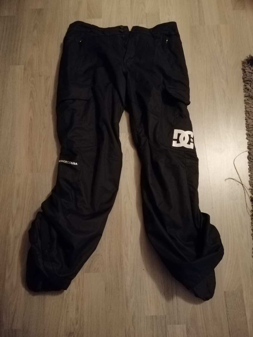 DC Shoes Banshee 17 Pant Black