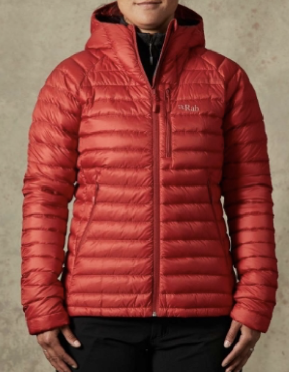 Rab Microlight Alpine Jacket Women