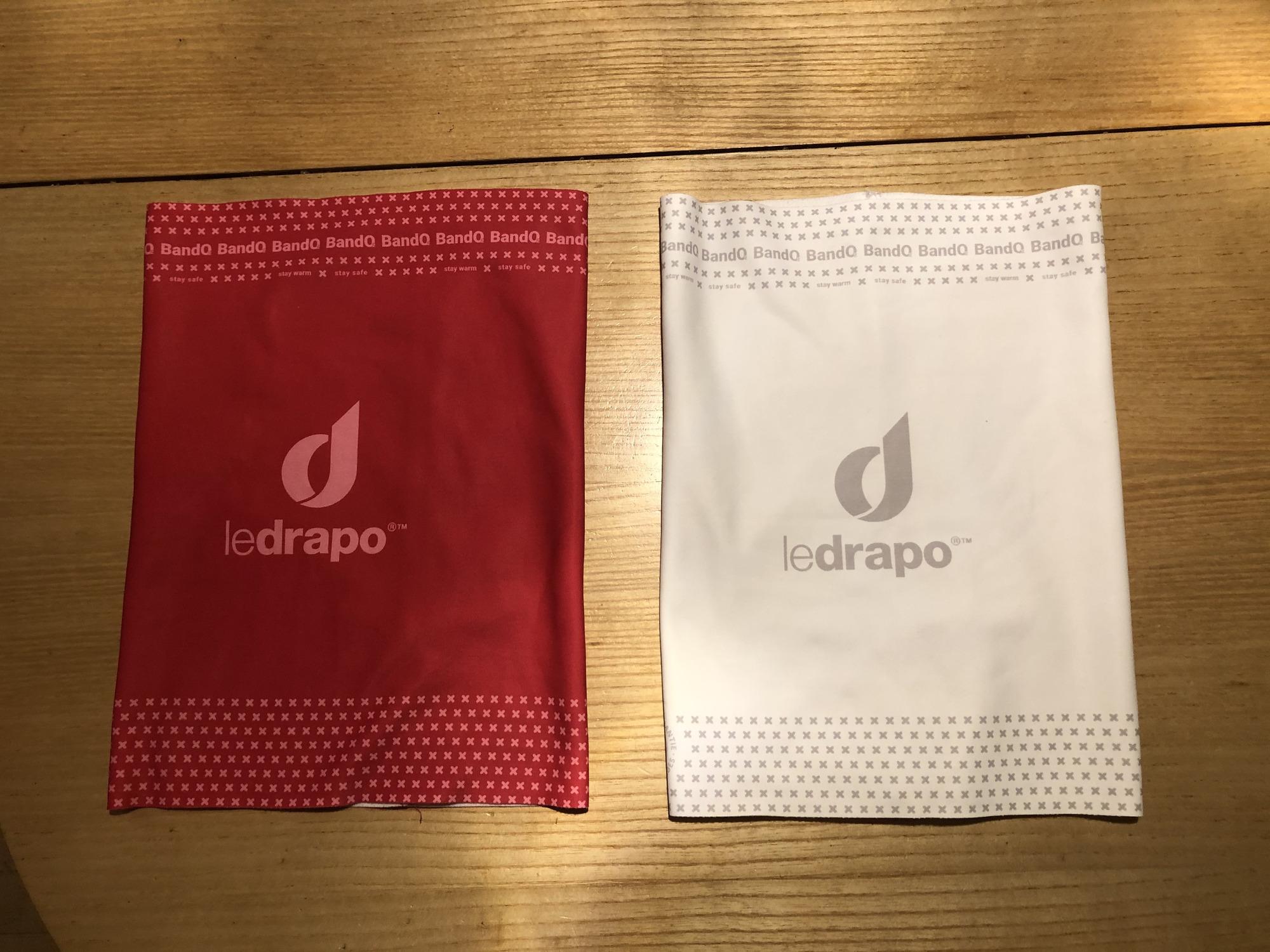 LE DRAPO Tour de cou filtrant Bando2